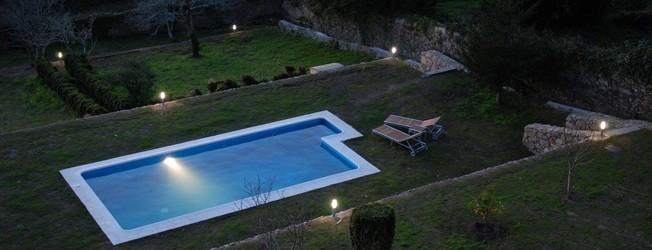 Hoteles con encanto en galicia con piscina exterior y barbacoa for Hoteles con encanto y piscina